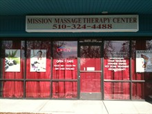 Mission Massage Therapy Center in Hayward
