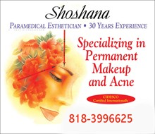 Skin Care By Shoshana in Tarzana