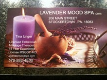 Lavender Mood Spa in Stockertown