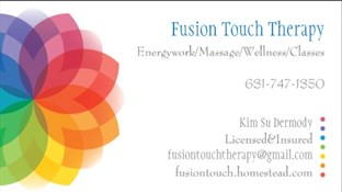 Fusion Touch Therapy at Nanci Simari LAc. in Eastport