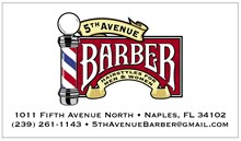 5th Avenue Barber in Naples