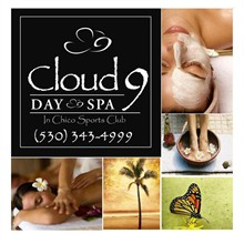 Cloud 9 Day Spa in Chico Sports Club in Chico