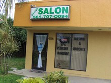 Pacific Salon in Lake Worth