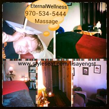 Eternal Wellness Massage in Greeley