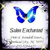 Salon Enchanted in Morehead City