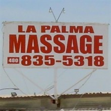 La Palma Massage in Mesa