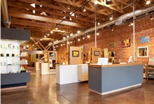 Artbeat Salon & Gallery in Berkeley