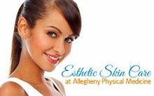 Esthetics at Allegheny Physical Medicine in Bethel Park