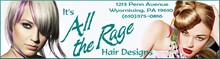 It's All the Rage Hair Designs in Wyomissing