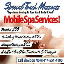 Specialtouchmassage & Spa Services in Milwaukee