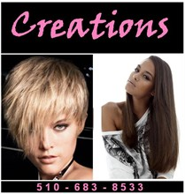 Creations Beauty Salon in Fremont