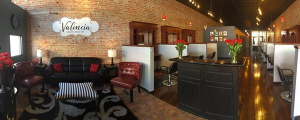 Valencia Salon & Spa in Columbus