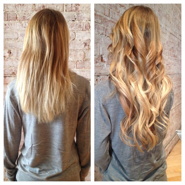 SD Hair Extensions by Stephanie Grace in San Diego