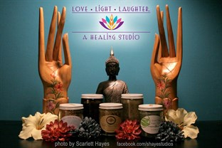 Love Light Laughter ~ A Healing Studio in Anderson