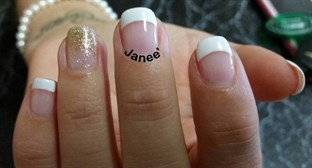 Nails By Janee' (Profiles Hair Salon) in Grand Ledge