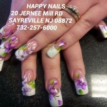 Happy Nails in Sayreville