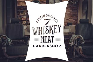 Whiskey Neat Barbershop in Nashville