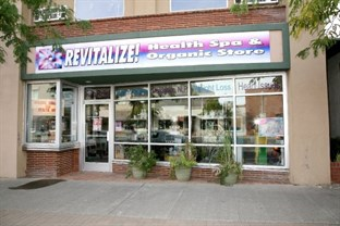 Revitalize! Health Spa & Organic Store in Kennewick