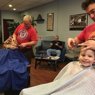 Olde Towne Barber Shoppe in Somers