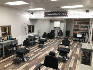 Ascend The Trend Barbershop in West Palm Beach