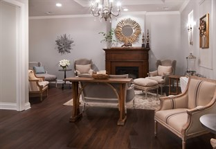 The Woodhouse Day Spa in St. Petersburg